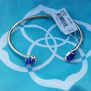 Kendra Scott Jackson purple kyocera bracelet